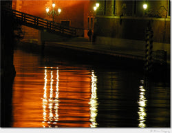 Venice by Night / Archival Pigment Print