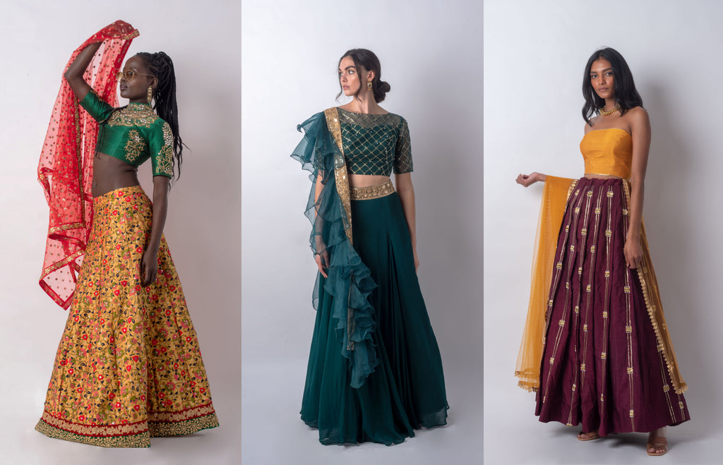 The Types Of Indian Dresses Lukh Inc