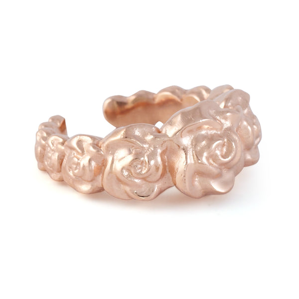 Stella's Rose Ring in Rose Gold - Akollekt - 1