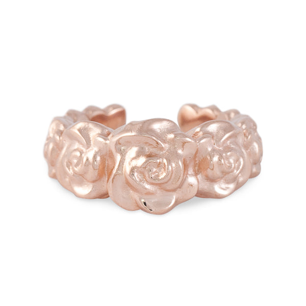 Stella's Rose Ring in Rose Gold - Akollekt - 2