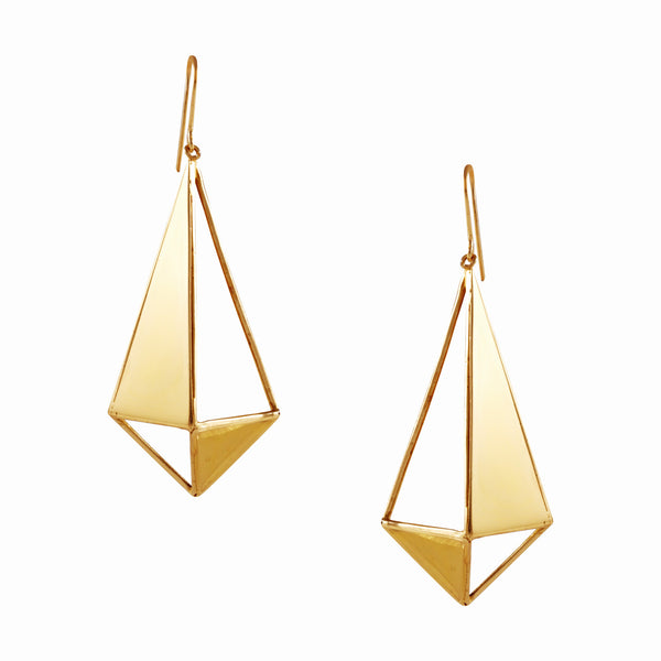 Kite Drop Earrings - Akollekt
