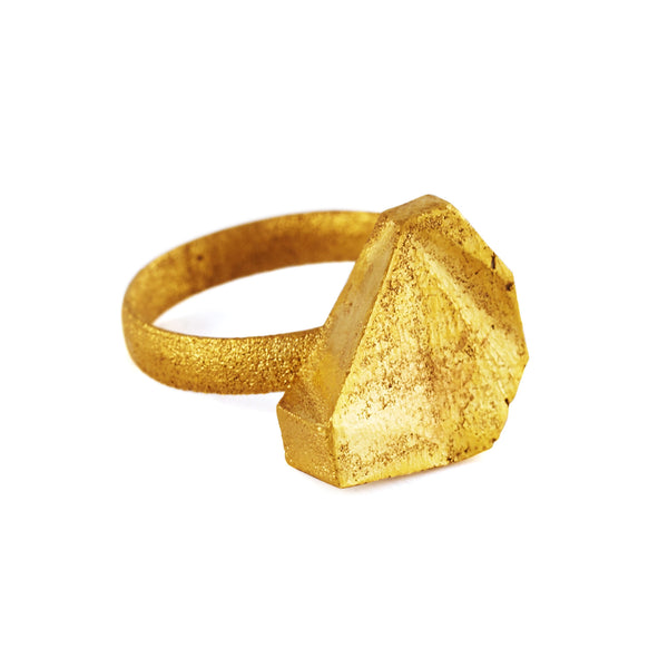 Casa Ring In Gold - Akollekt - 1