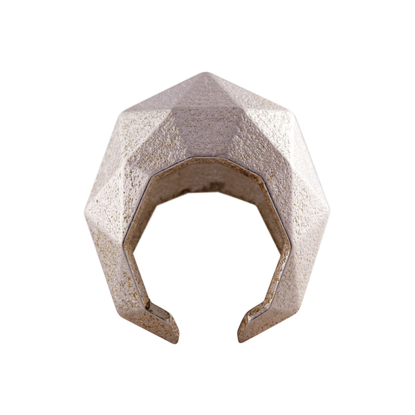 Dodecahedron Solid Ring - Akollekt - 1