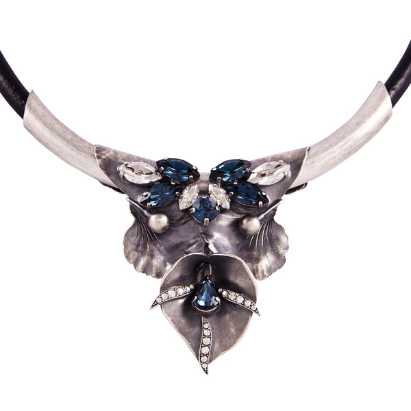 Silver Diego Necklace - Akollekt - 2
