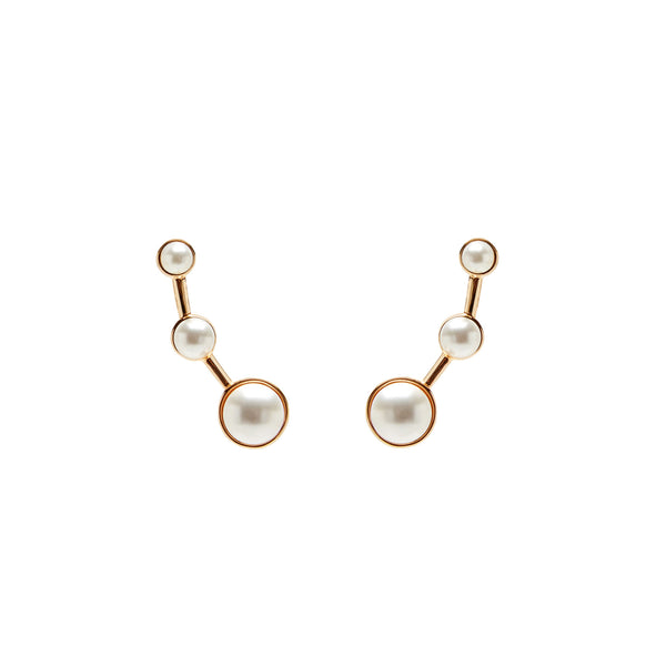 Astro Pearl earrings - Akollekt - 1