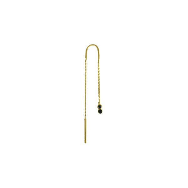 Spotlight Chain Earring - Akollekt - 1
