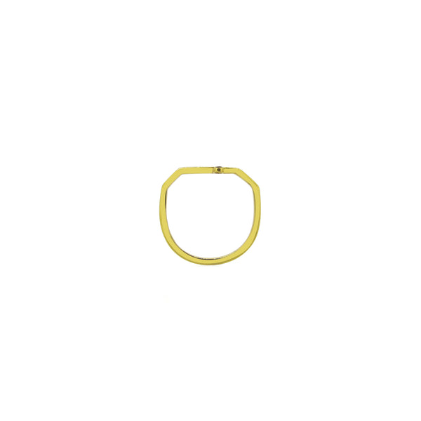 Spotlight Segment Ring Gold - Akollekt - 2