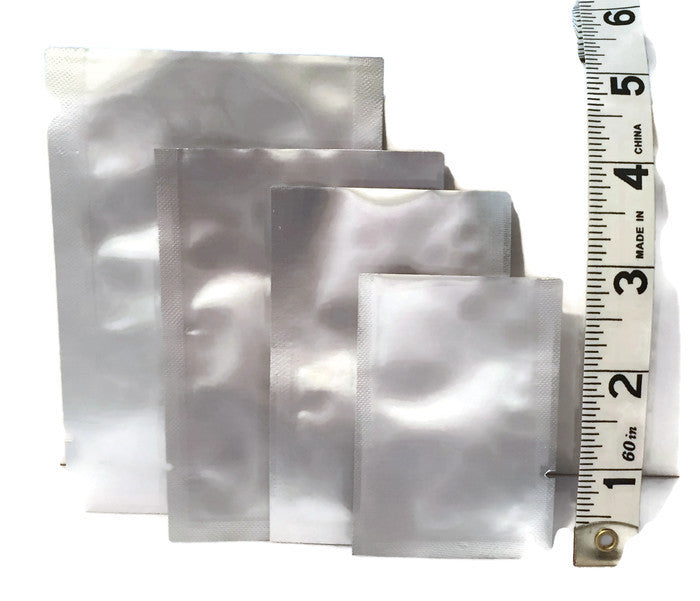Foil Heat Seal Sample Packet - Medium