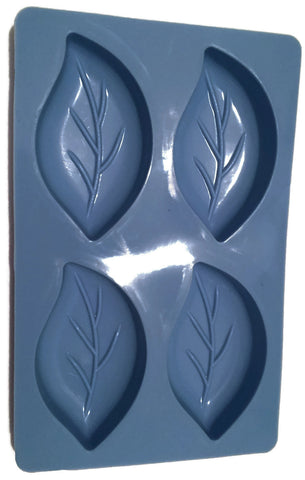 Lovely Leaf Mini Soap Mold