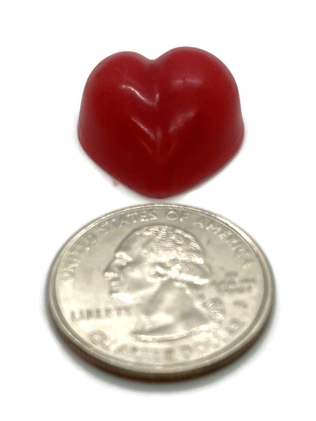 Bubble Heart Small Soap Embed
