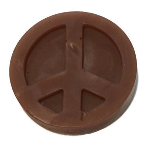 Peace Symbol Soap Embeds