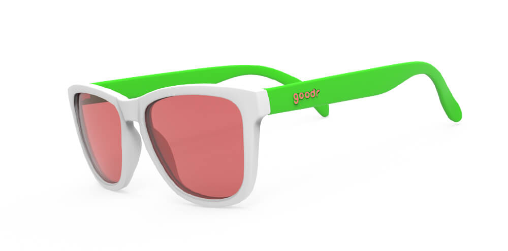 Goodr Sunglasses - Apple Jack the Ripper