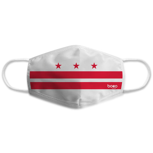 BOCO Gear DC FLAG Face Mask