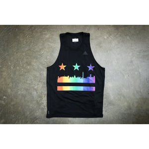 Men's DC Flag Pride Tank