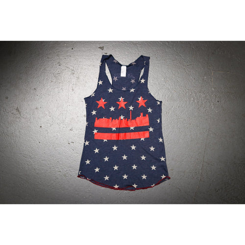 Women's DC Flag Tank