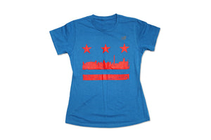 Women's DC Flag Tee