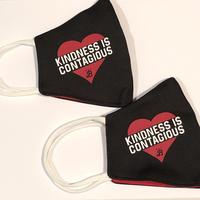 Bailiwick Kindness is Contagious Face Mask