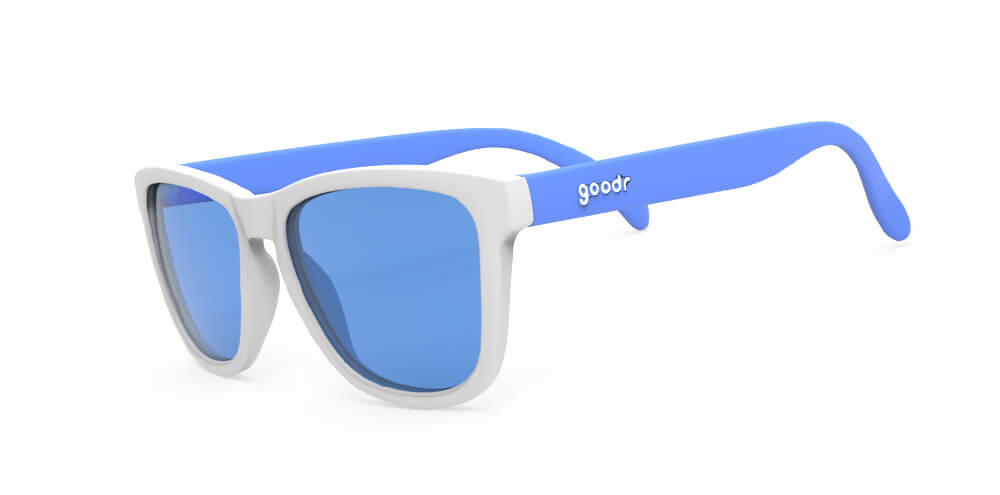 Goodr Sunglasses - Natural Born Krispies