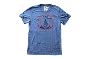 Bailiwick The District Seal Tee