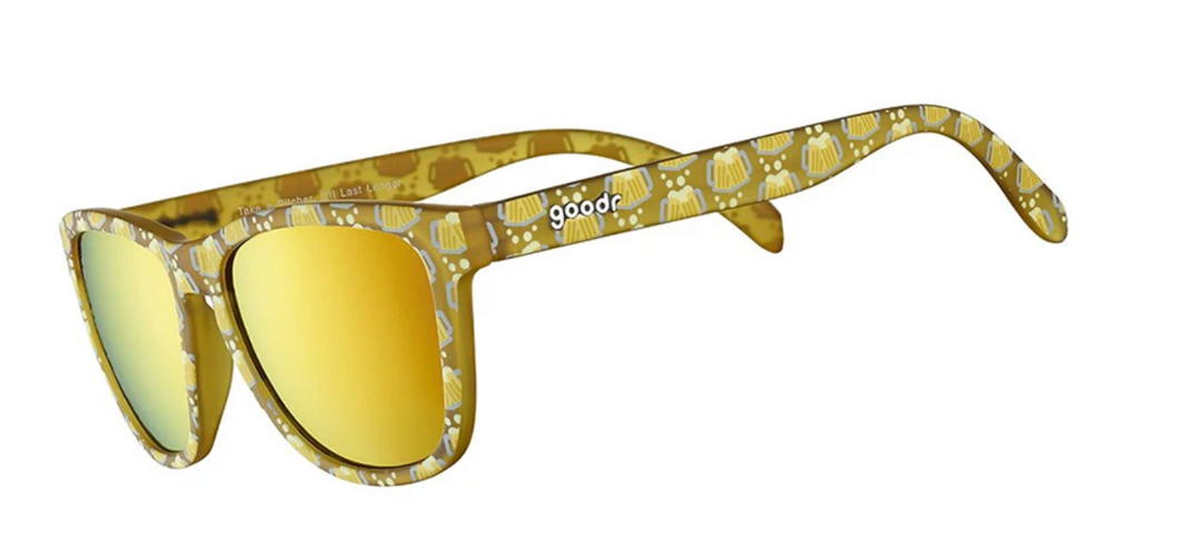 Goodr Sunglasses - Take a Pitcher It'll Last Longer