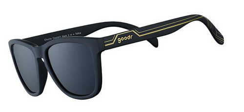 Goodr Sunglasses - Charlie Couldnt Hack it in a Talkie