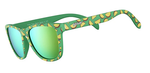 Goodr Sunglasses - Hope They Serve Tacos in Hell