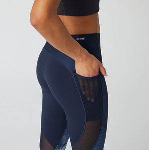 Women's Premium Printed Impact Run Tight