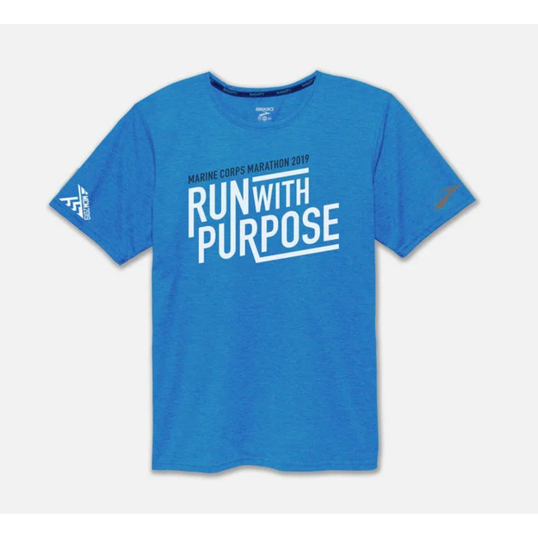 Men's MCM19 Run With Purpose SS