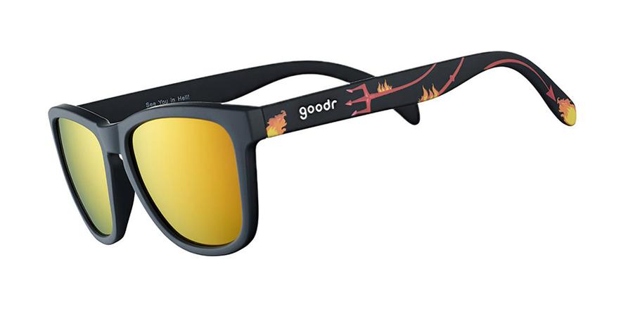 Goodr Sunglasses - See You in Hell