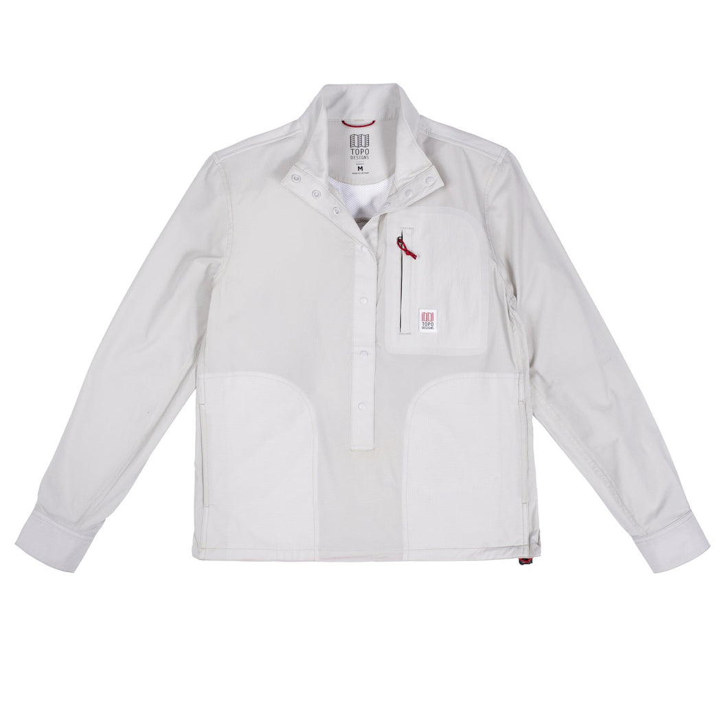 Women's Tech Shirt Popover