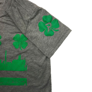 Kid's DC Flag Shamrock Tee