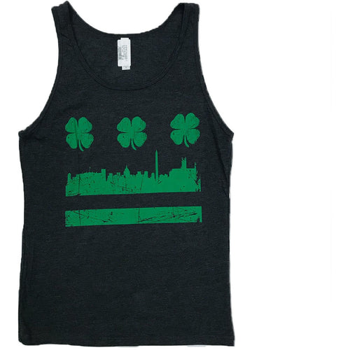 Men's DC Flag Shamrock Tank