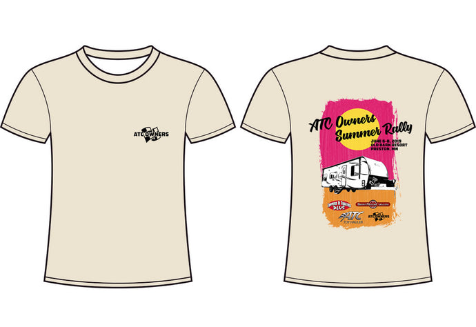 ATC Owners 2019 Rally Shirts