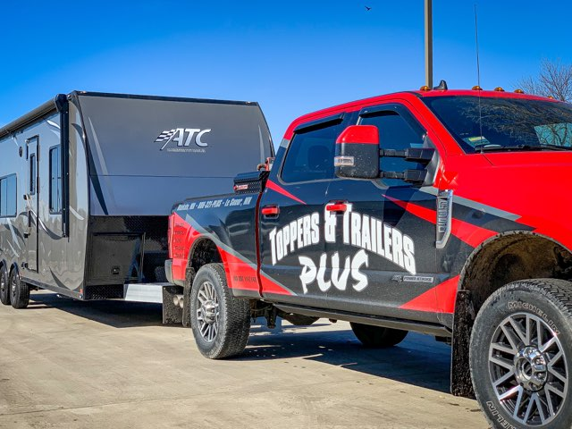 Toppers and Trailers Plus Special Pricing in March