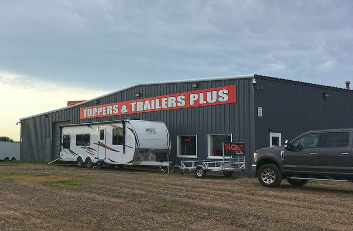 Toppers and Trailers Plus: Meet This Year's Sponsor
