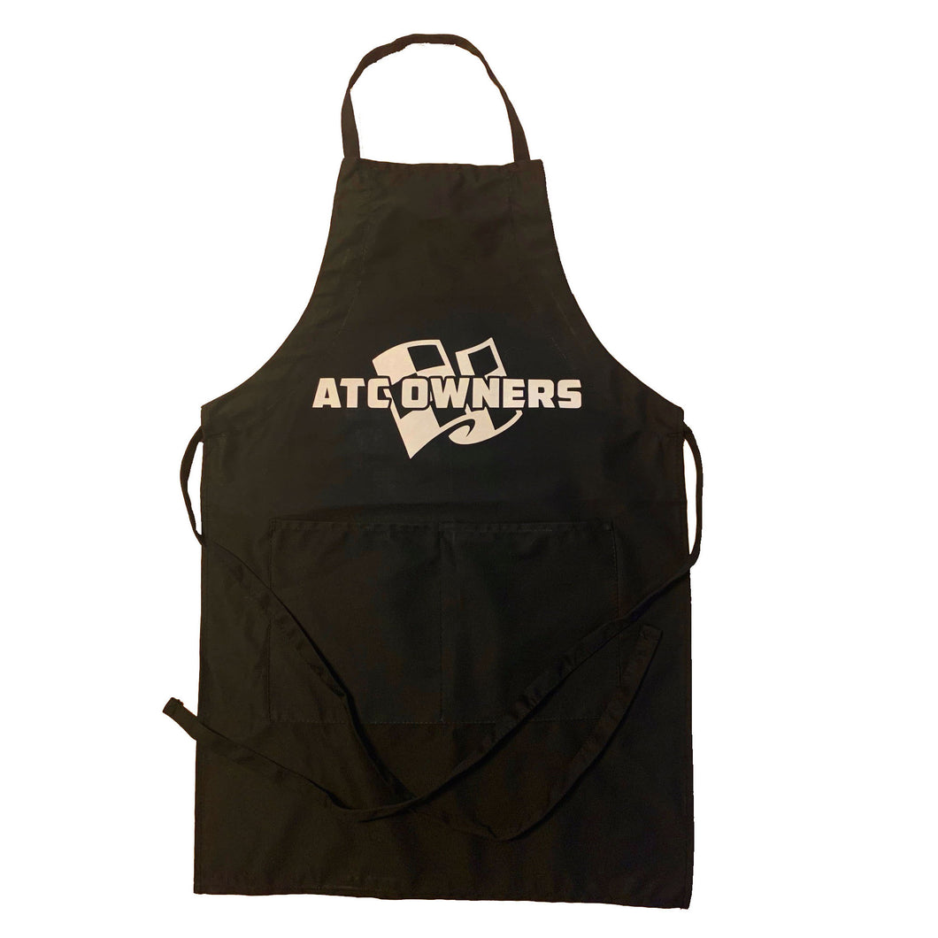 ATC Owners Logo Apron (Black)