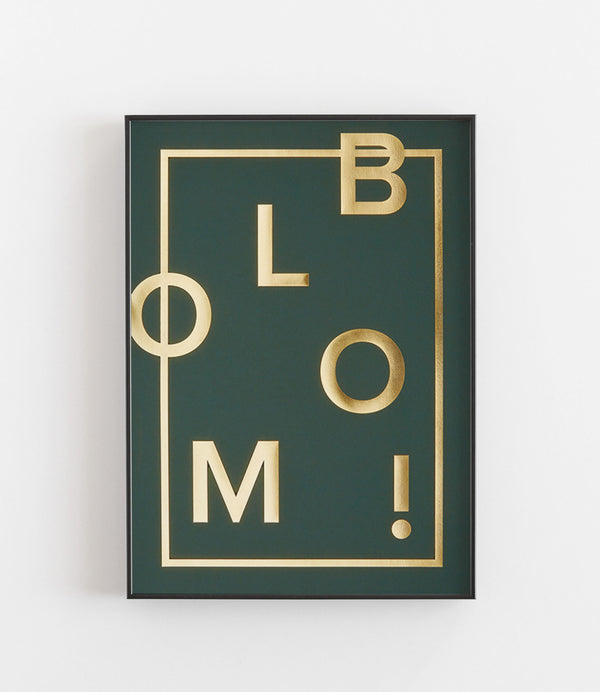 BLOOM! Racing green