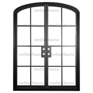 Air 5 - Double Mini Arch - Iron Door Source