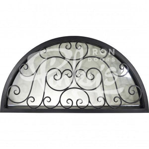 Beverly Transom Thermally Broken - Full Arch | Special Order