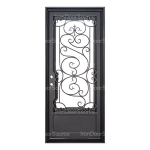 Beverly - Single Flat - Iron door Source
