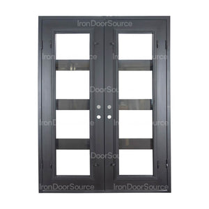 Air 19 - Double Flat - Back of Door