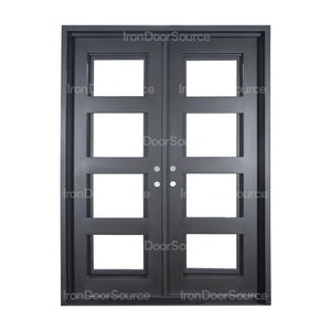 Air 19 - Double Flat - Front of Door