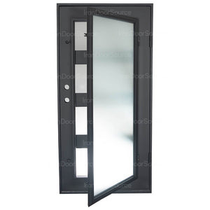 Air 19 - Single Flat - Back Side of Door