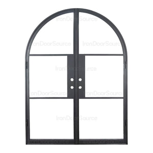 Air 4 - Double Full Arch - Back Side of Door