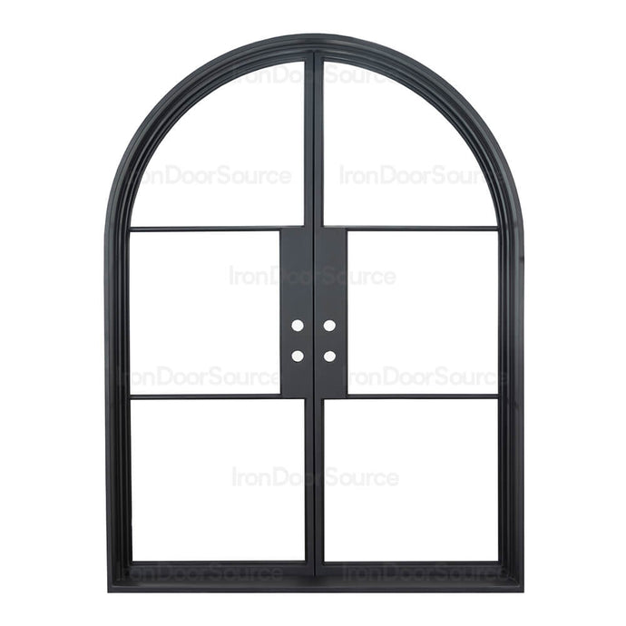 Air 4 - Double Full Arch - Front Side of Door