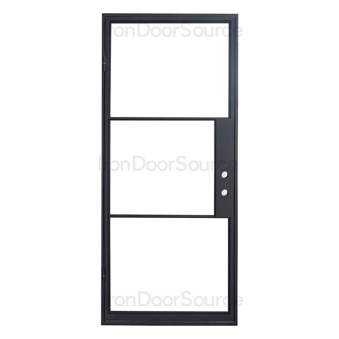 Air 4 - Single Flat - Back Side of Door