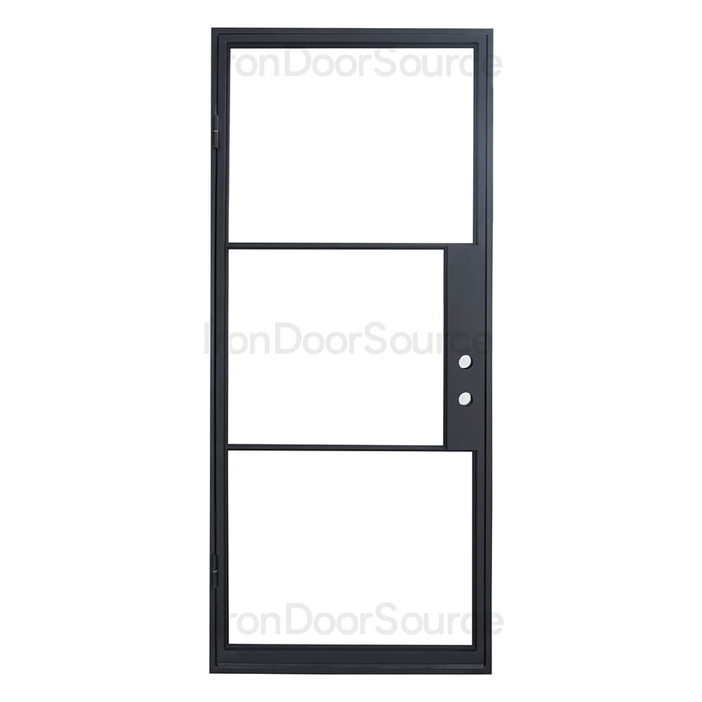 Air 4 - Single Flat - Iron Door Source