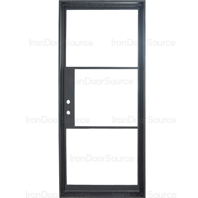Air 4 - Single Flat - Front Side of Door