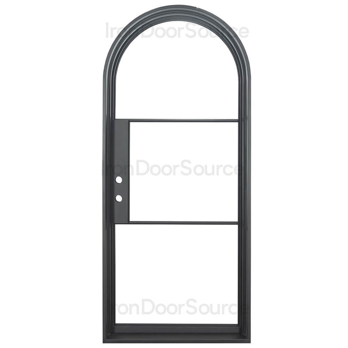 Air 4 - Single Mini Arch - Iron Door Source