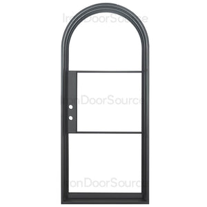 Air 4 - Single Full Arch - Iron door Source